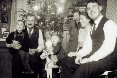 Familien in den 50ern
