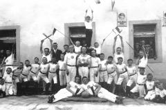 Historische Sportfotos